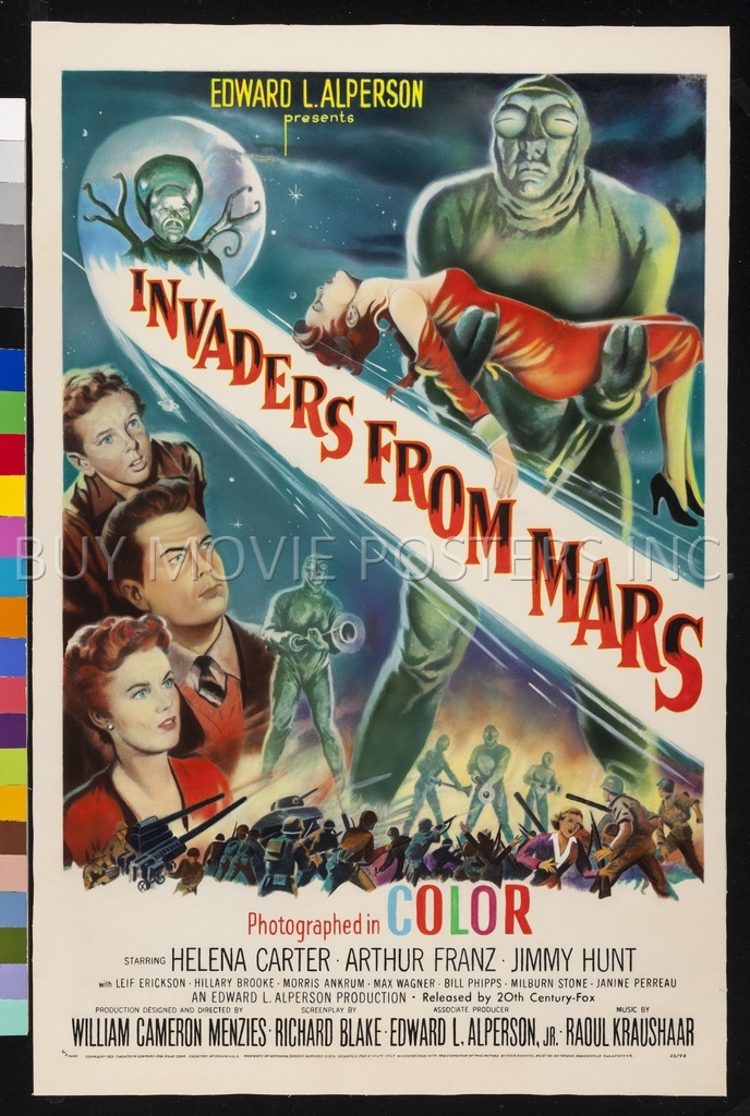 Invaders from Mars subtitles  15 subtitles