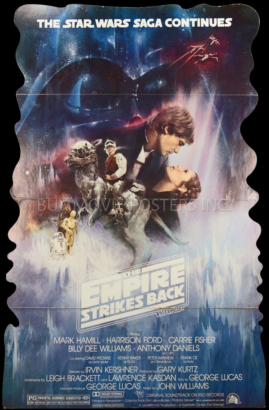 Star Wars Episode V The Empire Strikes Back Other Sizes Buy Movie Posters Inc