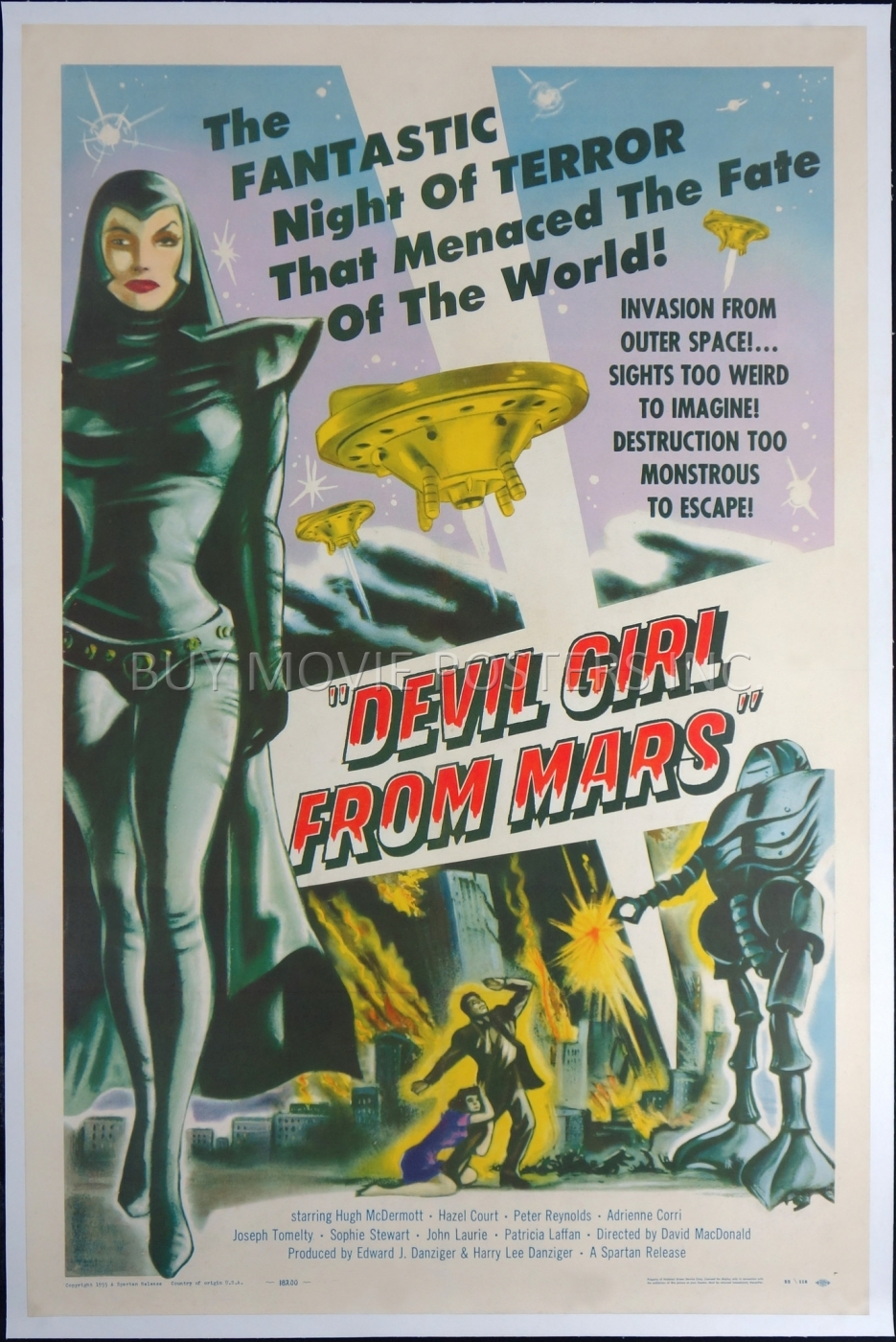 Devil Girl from Mars
