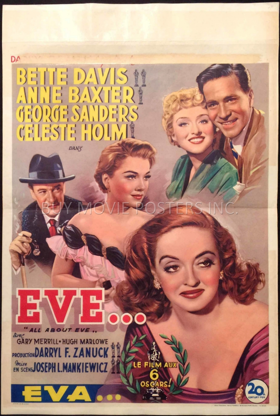 all about eve other sizes buy movie posters inc